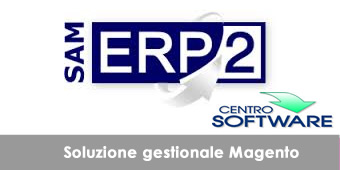 SAM ERP2 CentroSoftware Official Partner